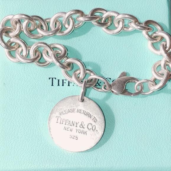 bd6cf65a2 Tiffany & Co. Jewelry | Authentic Vintage Tiffany Bracelet | Poshmark
